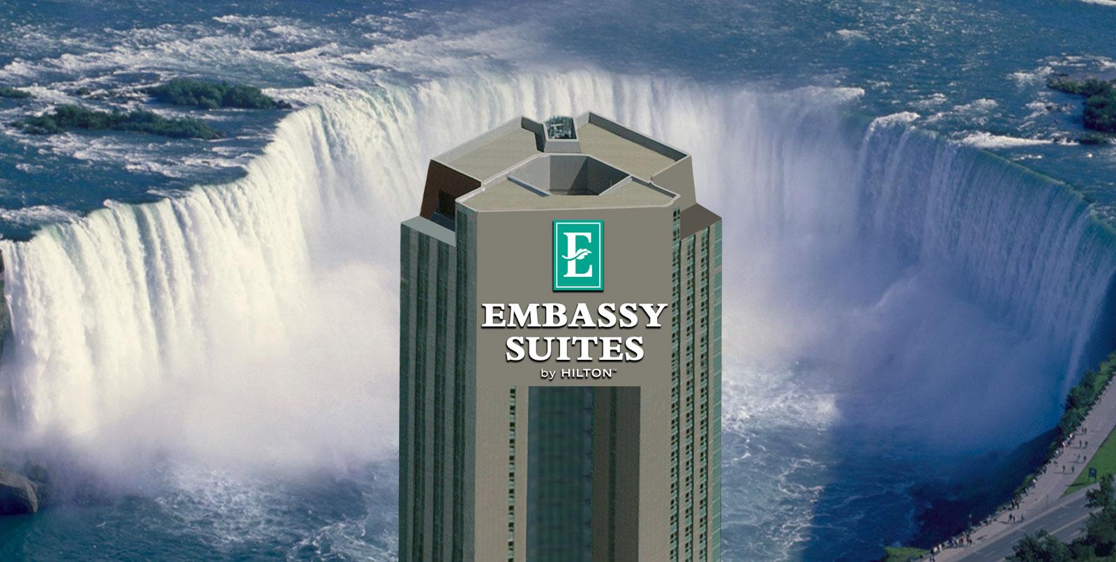 Canada Hotel Emby Suites By Hilton Niagara Falls Fallsview