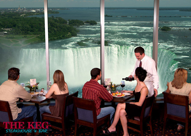 Embassy Suites by Hilton Niagara Falls Fallsview - One Night Fallsview Dining Package
