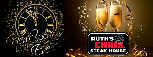 Embassy Suites by Hilton Niagara Falls - Fallsview Hotel, Canada - Ruth's Chris New Year's Eve Dinner & Dance Package