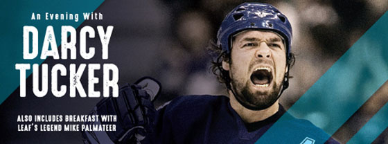 Embassy Suites by Hilton Niagara Falls - Fallsview Hotel, Canada - VIP An Evening with Darcy Tucker Package