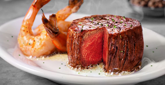 Restaurants - Ruth's Chris Steak House - Embassy Suites by Hilton Niagara Falls - Fallsview Hotel, Canada